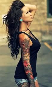 half sleeve tattoos for girls ideas designtattooideas biz