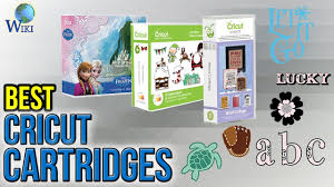 8 best cricut cartridges 2017 youtube