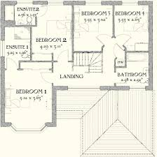 Redrow Oxford Floor Plan 4 Bedroom Detached House For Sale In Off Dunham Drive Whittle Le