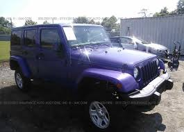 jeep rubicon cer 1c4bjwdg1dl503007 salvage certificate jeep wrangler unlimited