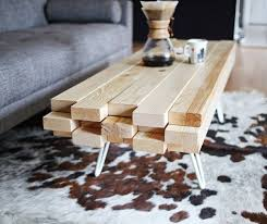 Diy Coffee Table Ideas 40 Easy Diy Coffee Tables You Can Build On A Budget