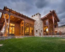 Beautiful Stone Houses Tags Rustic Exterior Home Design Rustic - Rustic home designs