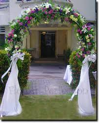 wedding flower arches uk wedding arch and bridal arch from flower perfection hshire