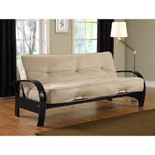 Sofa Bergen Dhp Madrid Futon Full Size Sofa Sleeper Free Shipping Today