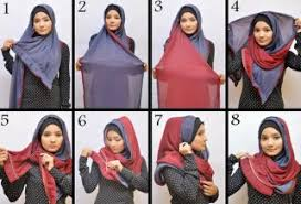 mignonesia islamic fashion part 2 how to wear hijab indonesian