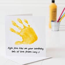 birthday card to print personalised print birthday card by twenty seven