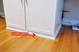 how to trim cabinets kitchen cabinet trims mog improvement services