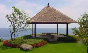 hardwood gazebos and pavilions teak bali