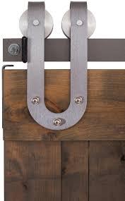 Steel Barn Door by Stallion Barn Door Hardware Rustica Hardware