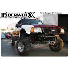 ford ranger prerunner fiberglass fenders 3 6 10 flare fiberglass fenders for 98 11 ford ranger