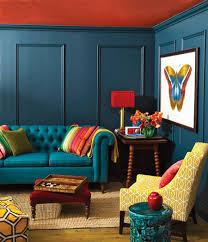 Colorful Living Room Ideas Home Interior Design Ideas - Colorful living room