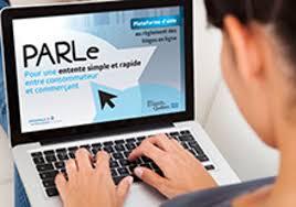 bureau protection du consommateur parle plateforme d aide au règlement des litiges en ligne