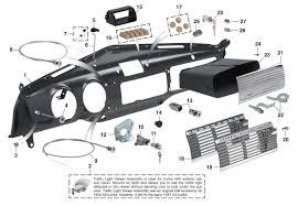 Gmc Interior Parts Dashboard Components 1947 53 Chevrolet Pickup Truck 1947 53 Gmc