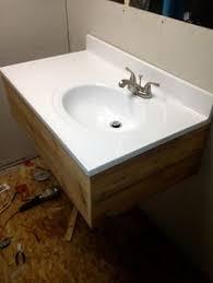 floating cedar bathroom vanity custom modern bathroom vanities
