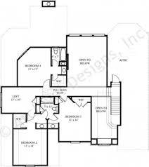 whytock ii 3065 traditional floor plans luxury house plans