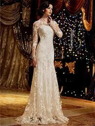 ivory lace wedding dress ivory lace wedding dress with sleeves naf dresses