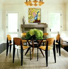 wall decor impressive dining rooms pinterest dining room ideas