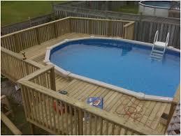backyards bright wooden pool deck kits swimming ideas zampco 47