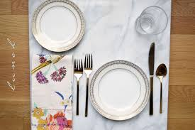how to set table how to set the table for every meal one brass fox