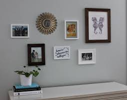 How To Hang A Map Without A Frame by Trick For Hanging A Photo Collage Secrets Of Food Storage Mom