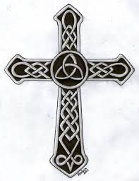 celtic cross faith heritage