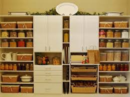 cool kitchen pantry cabinets with full of cabinets design also
