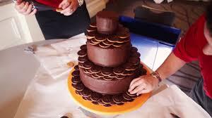 introducing the jaffa cake wedding cake youtube