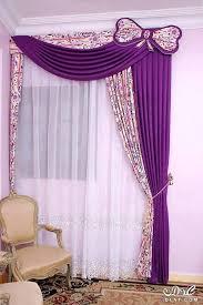 Purple Valances For Windows Ideas 71 Best Cortinas Images On Pinterest Window Treatments Curtain