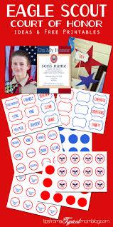 eagle scout invitation template free printable invitation design