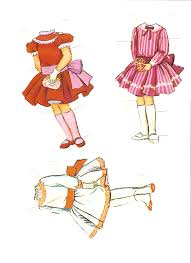 miss missy paper dolls mary popppins