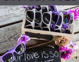 wedding favor sunglasses wedding personalized wedding favors wonderful make your own