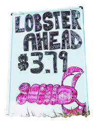 lobster prices hit record lows but restaurants still charge top