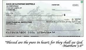 religious christian checks 4checks