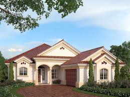 Home Plans For Florida 3 Bed Energy Efficient Home Plan With Options 33029zr
