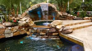waterfalls uni scape