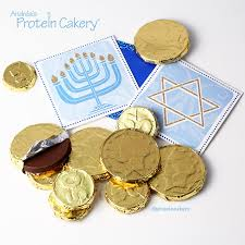 where to buy hanukkah gelt protein hanukkah gelt andréa s protein cakery