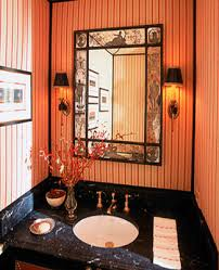 orange bathroom ideas cool small bathroom ideas with orange color in decorating home