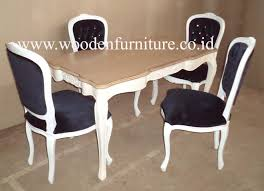 Antique Dining Furniture Antique Dining Set French Style Home Furniture Painted Dining