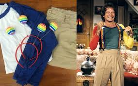 quick easy u0026 cheap mork u0026 mindy robin williams costume from
