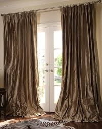 Best Draperies Long Curtains Images On Pinterest Curtains - Living room curtains design
