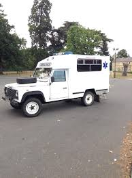 used land rover defender 110 for sale ambulance defender used land rover cars buy and sell in the uk