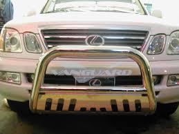 lexus gx470 front bumper bull bar 3 u2033 w skid plate s s auto beauty vanguard