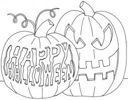 scary halloween pumpkin colouring colouring tube