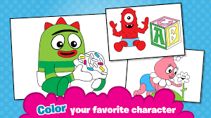 yo gabba gabba babies 1 0 1 apk download android education apps