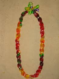 candy leis twisted gummy worm candy leis graduation leis buy