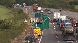 three from family in liverpool died in m5 crash say police