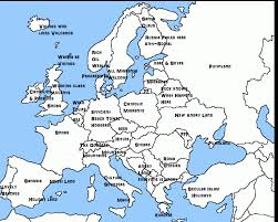 European Map Blank by Europe According To Archive The Apricity Forum A
