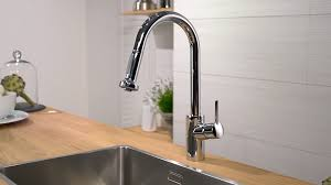 hansgrohe kitchen faucets hansgrohe single hole kitchen faucet
