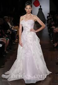 wedding dresses with purple detail wedding dresses fall 2013 bridal runway shows