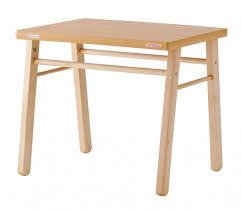 bureau bébé bois petit bureau combelle combelle file dans ta chambre